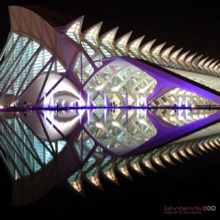 FOTO: Página web Ciudad de las Artes y las Ciencias